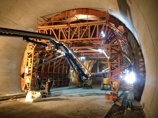 Túnel de Laminilla FCC